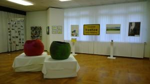 Blick in die Heimatausstellung